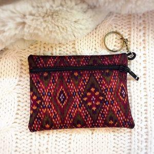 Handbags - Thai Silk Small Coin Bag